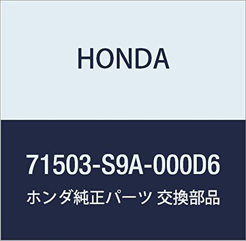 Genuine Honda 71503-S9A-000D6 Bumper Cap