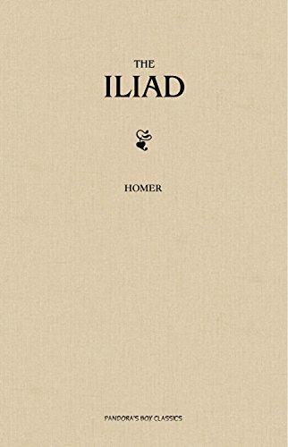 The Iliad (Stories Public Domain Christmas Children's)