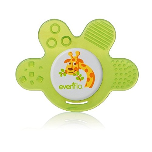 Evenflo Zoo Friends Chewy Soother Paw 6441911