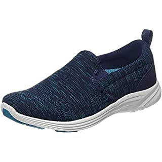 Vionic Women's Agile Kea Slip-on Navy 8W US
