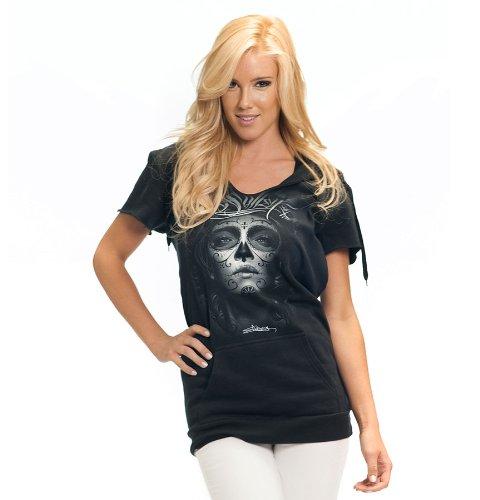 Sullen Clothing Inc. Women's Angels Soho Hoodie Jacket X-Small