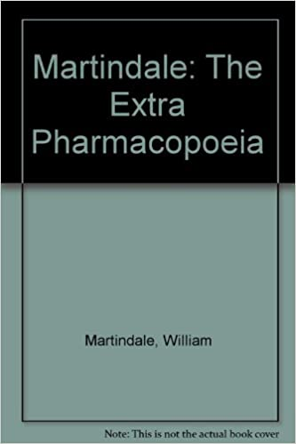 martindale the complete drug reference the extra pharmacopoeia