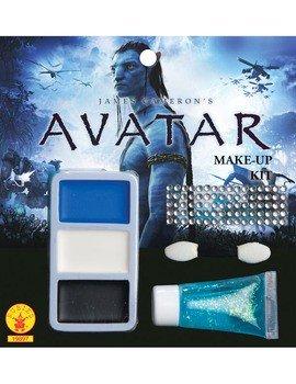 Unbespielt Halloween Party Karneval Navi Avatar Make Up Kit Amazon