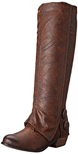 Not Rated Bailey Womens Canvas Fashion - Knee-High