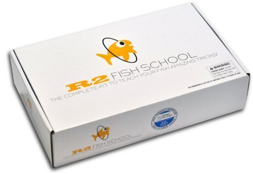 Fish Training - R2 Fish School Complete Fish Training Kit by R2 Solutions