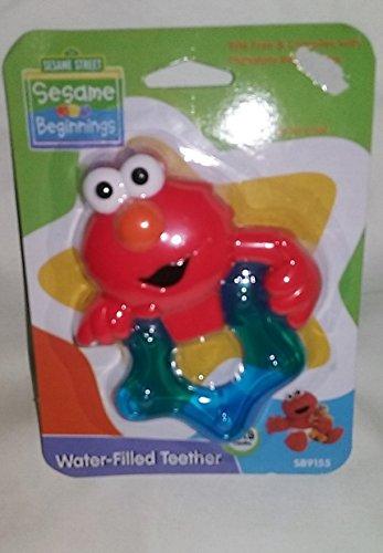 Sesame Street - Elmo Water-Filled Teether - 0-18 months