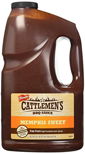 CATTLEMEN'S Master's Reserve Barbecue Sauce, Memphis Sweet