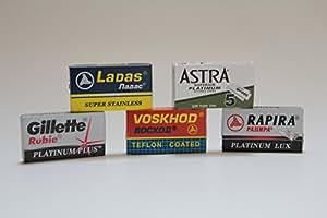 Best Safety Razor Blade Sampler Pack