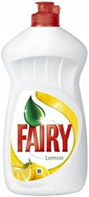 Ladder - Fairy Limón Detergente Lavavajillas 500 ml: Amazon ...