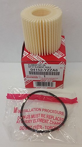 Lexus 04152-YZZA6, Engine Oil Filter