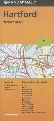 Download Rand McNally Hartford, Connecticut Street Map pdf