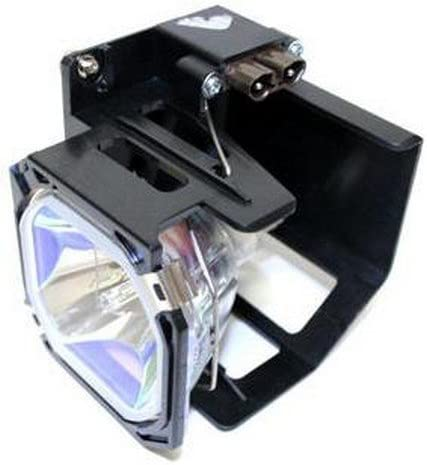 Projector Lamp Assembly with Genuine Original Osram P-VIP Bulb Inside. WD-52527 Mitsubishi TV Lamp Replacement