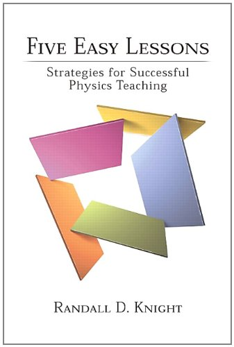 Five Easy Lessons: Strategies for Successful Physics Teaching
