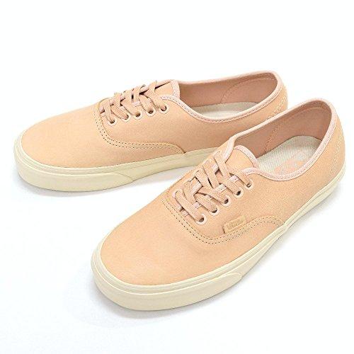 Tan Large Leather (Vans Authentic DX Unisex Veggie Tan Leather Skateboarding Shoes (13 B(M) US Women / 11.5 D(M) US Men))