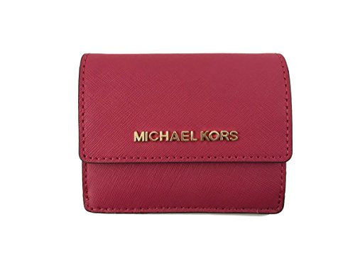e1900319cc30 Michael Kors Jet Travel Credit Card Case ID Wallet with Key Ring. Home /  HANDBAGS. $ 74.99 ...