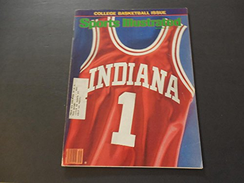 1979 College Basketball (Sports Illustrated Dec 3 1979 College Basketball Issue; Indiana Cover)