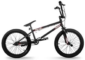 Madd Mgp 20 Bmx Bike Whiplash Street Black 2012 Stunt Bike