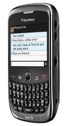 Blackberry curve 9330 3g sprint