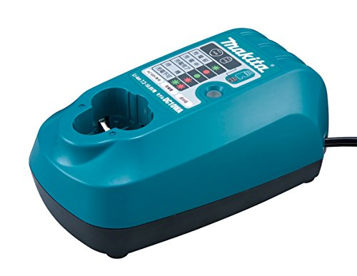 MAKITA USA DC10WA 7.2V-12V Max Charger