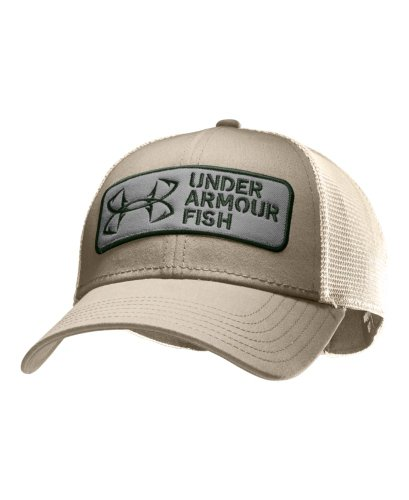 500396af1a4 ... new arrivals under armour mens ua fish hook patch adjustable cap one  size fits all branch