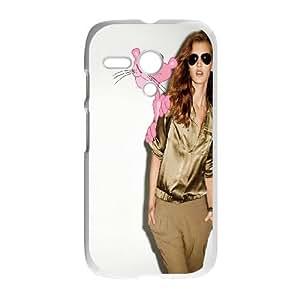 Motorola G Cell Phone Case White Ali Stephens SUX_000501