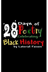 28 Days of Poetry Celebrating Black History Perfect Paperback