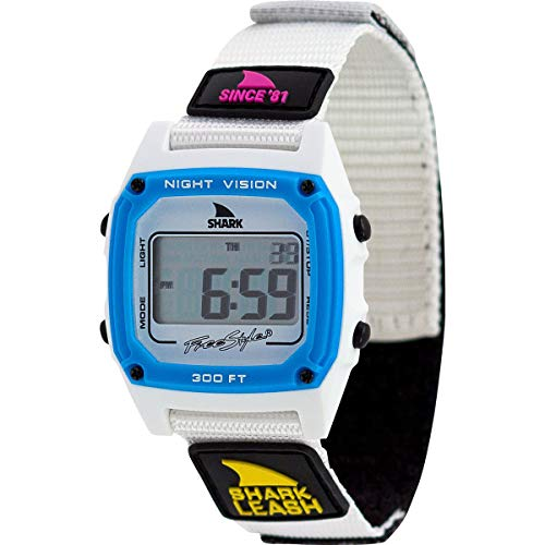 Freestyle Shark Classic Leash Since '81 Neon Night Unisex Watch FS101007