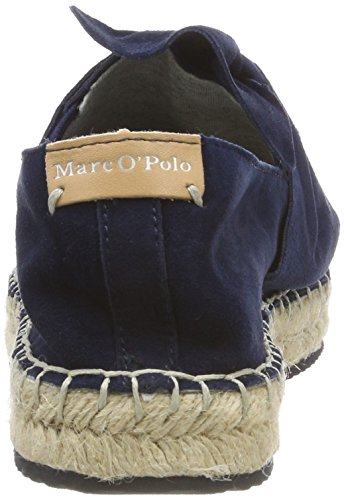 Donna Black Espadrillas 501 Espadrille Marc Navy Blu 80314653805305 O'Polo TqZRSR