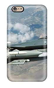 Dixie Delling Meier's Shop New Style For Iphone Protective Case, High Quality For Iphone 6 F 16c Fighting Falcon Cannon Air Force Base Skin Case Cover 2178389K93654881