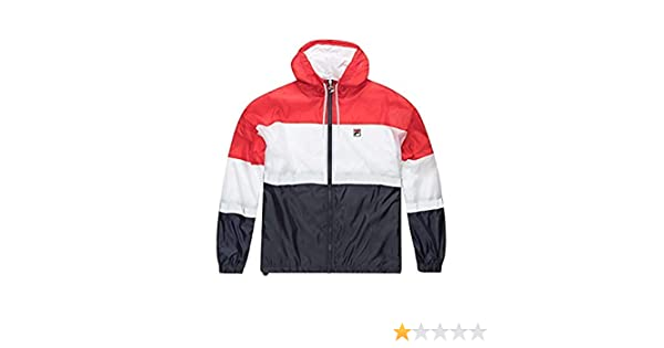e5dc743f1 Fila Cedric Windbreaker Jacket at Amazon Men's Clothing store: