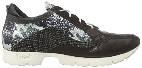Think! Renna Damen Sneakers Schwarz (SZ/WEISS 08)
