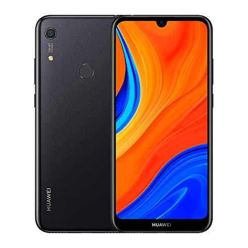 "Huawei Y6S Smartphone, 64GB, 3GB, 6.09"" Dewdrop Display - Starry Black"