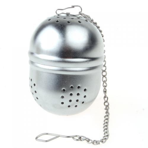 Reusable Stainless Steel Mesh Infuser Strainer Tea Ball Mug VG01
