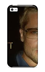 1679168K30613872 Case For Iphone 5c With Nice Brad Pitt Appearance