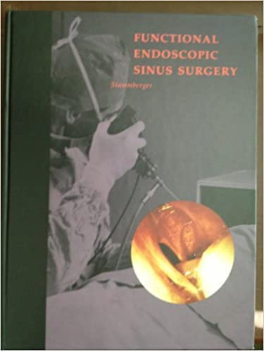 Book Functional Endoscopic Sinus Surgery: The Messerklinger Technique