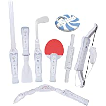 Wii Sport Resort 8-in-1 Sports Pack - Standard Edition