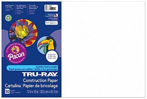 PAC103058 - Tru-Ray Construction Paper