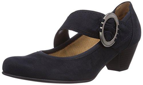 16 con Blu Shoes Gabor Scarpe Nightblue Donna Tacco da Yq86Ewx6