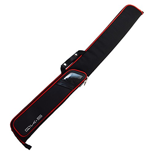 Cuetec QK-S Billiard/Pool Cue Soft Nylon Carrying Case, Holds 1 (Soft Cue Case)