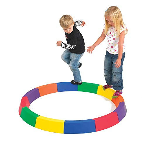 edx education Balancing Path - 28 Pieces - Balance Toy for Kids
