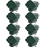 ETL Listed 3-2 Prong Converter Polarized Grounding