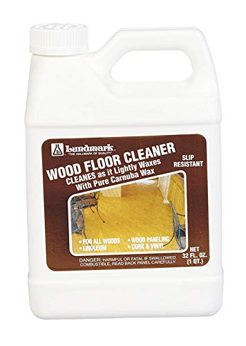 lundmark wood floor cleaner - 1