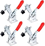 4 Pack Heavy Duty Toggle Clamp GH-201B Hand