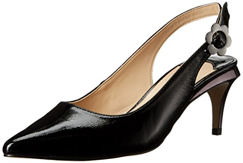 J.renee Womens Pearla Dress Pump Black
