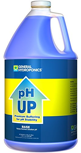 General Hydroponics pH Up Liquid Fertilizer, 1-Gallon ()
