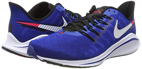 Mens Nike Air Zoom Vomero 14 Indigo ForcePhoto Blue Ah7857 400 Outlet