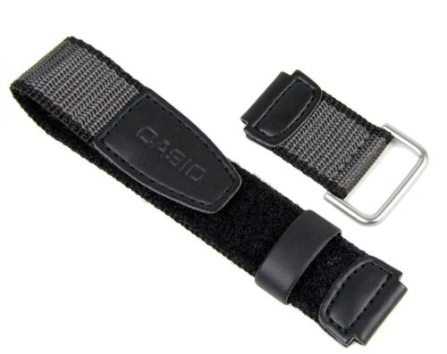 bracelet montre velcro casio