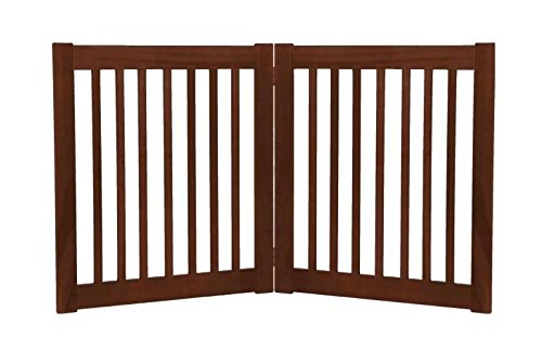 dynamic-accents-2-panel-27-free-standing-ez-gate-mahogany