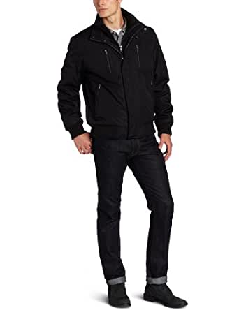Calvin Klein Men's Rip Stop Bomber at Amazon Men's