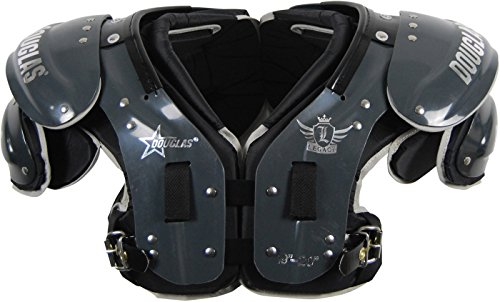 Douglas Legacy DD Adult Football Shoulder Pads - RB / DB / TE / (Db Football Shoulder Pads)